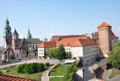 Zamek i katedra